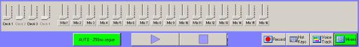Simian's Mixer Panel