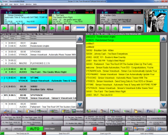 Simian 2.3 Radio Automation Software