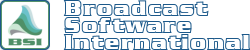 Broadcast Software International