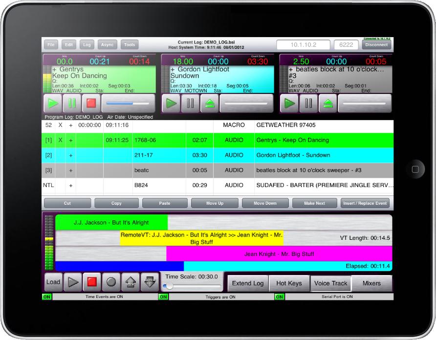 Simian Gateway & Remote Clients